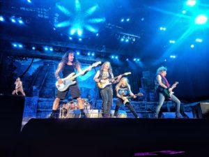 Iron Maiden en live (1)