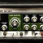 Greenwood se sert d'un Roland Space Echo