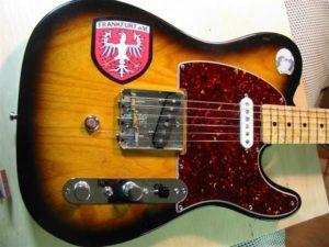 Clarence White Signature Telecaster Fender - Pinterest
