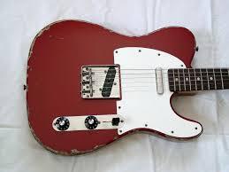 Fender Telecaster Signature Muddy Waters - Pinterest