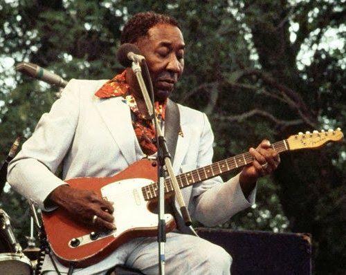 """""""The Hoss"""" est la guitare fétiche de Muddy Waters"""