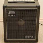 Joe Walsh joue avec un Roland Cube 60