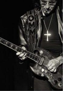Tony Iommi en concert