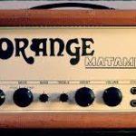 Les amplis Orange Matamp utilisés par Green