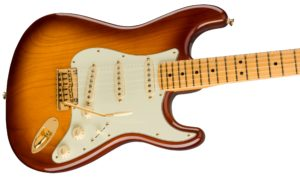 75th Anniversary Fender Stratocaster - Shop Fender