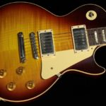 Betts joue sur Gibson Custom 1958 Les Paul Standard