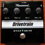 Ron Asheton joue avec une Reverend Drivetrain - Effects Database