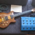 Le RolandG-808GR utilisé par Fripp- Matrixsynth