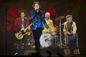 The Rolling Stones en concert