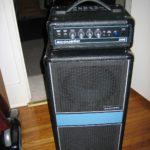 Krieger joue avec un Acoustic 260 - pinterest