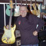 Dick Dale et sa Strat, The Beast - guitar story