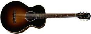 Gibson Robert Johnson - parlor.guitars