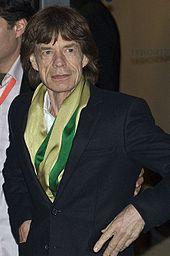 Mick Jagger - wikipedia