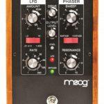 Frusciante joue avec une Moog MF-103