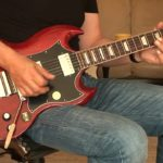 Robby Krieger Signature SG - youtube