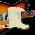 Mike Campbell joue avec une Fender Custom Shop Tele - michel musique