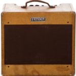 Mike Campbell joue avec un Fender Wide Panel Tweed Deluxe Amp 5C3, - ampwares