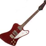 Mike Campbell joue avec une Gibson Firebird III - pourlesmusiciens.com