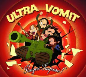 Ultra Vomit Album -wikipedia