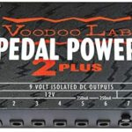 Mike Campbell joue avec un Voodoo Lab Pedal Power AC -amazon