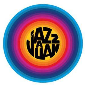 jazz a juan logo - twitter