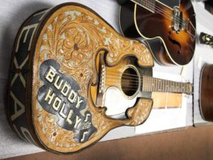 La Gibson J-45 Buddy Holly