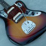 La Jaguar Fender 62 jouée par Nels Cline