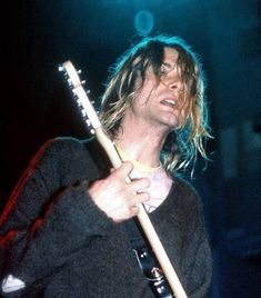 Kurt Cobain pinterest