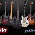 Les guitares Schecter - Schecter guitar