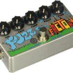 Nels Cline joue avec une ZVex Fuzz Factory