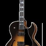 Joe Perry joue avec une Gibson ES-175